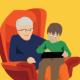Grands-parents et petits-enfants : leur relation passée au crible