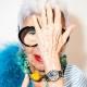À 95 ans, elle devient égérie d'une marque de luxe