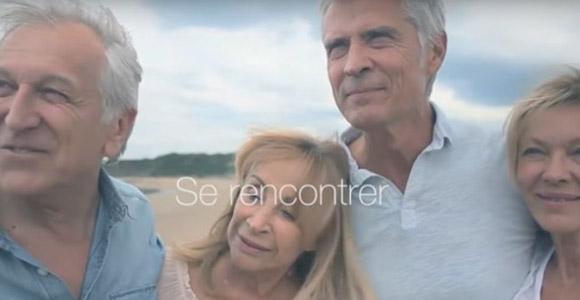Rencontres Internet pour retraités