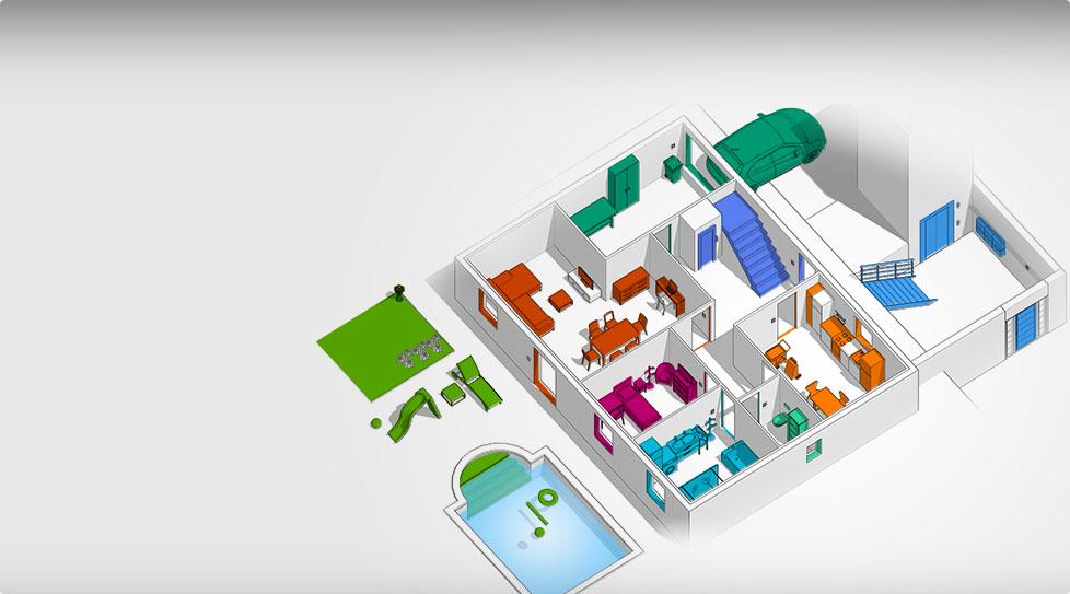 Carte interactive : Habitation