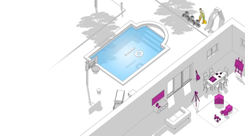 Carte interactive : Activités de loisirs d'intérieur